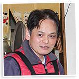 シェフ藤川さん